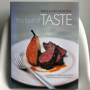 Other - Williams Sonoma the best of Taste
